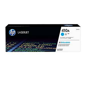 HP 410A Cyan Original Laserjet Toner Cartridge (CF411A)