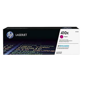 HP CF413X cartouche laser nr.410X rouge Haute Capacité [5.000 pages]