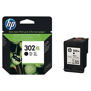 Cartouche d encre HP 302XL - F6U68AE - noire