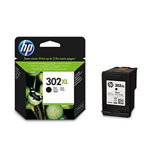 HP F6U68AE cartouche jet d encre nr.302XL noire Haute Capacité [480 pages]