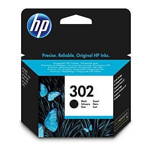 Cartouche d encre HP n° 302 F6U66A, 190 pages, noir