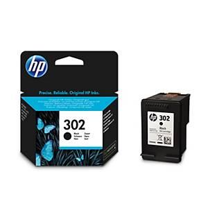 HP F6U66AE inkjet cartridge nr.302 black [190 pages]