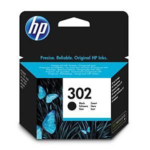 Tinteiro HP 302 - F6U66AE - preto