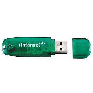 Intenso Rainbow Line muistitikku USB 2.0 8GB