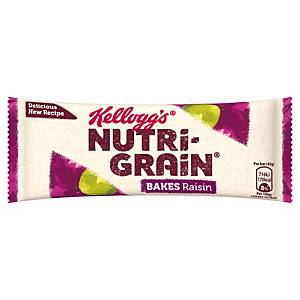 Kellogg s Nutri Grain Raisin Bakes - Pack of 24