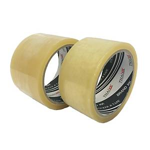 THAI KK OPP Packing Tape Size 2 Inch X 100 Yards Core 3 Inch Clear