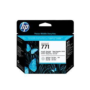/HP CE020A DRUCKKOPF 771 SW-HELL/GR-HELL