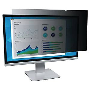 3M™ desktop privacyfilter voor 27 inch monitor