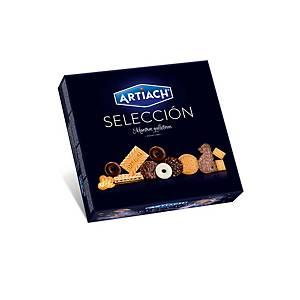 Caja de galletas Artiach Selección - 300 g - surtido