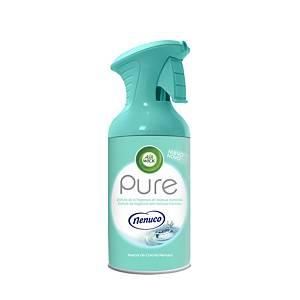 Ambientador em aerossol Air Wick Pure - 250 ml - aroma Nenuco