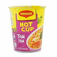 Maggi Tom Yam Kaw Hot Cup 72g - Pack of 6