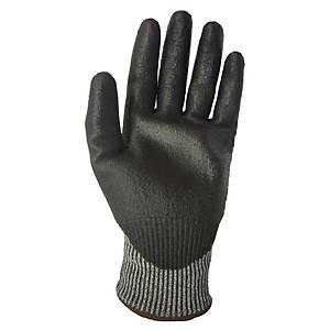 Caja de 10 pares de guantes anticorte Microlin Tek 5005 - talla 8