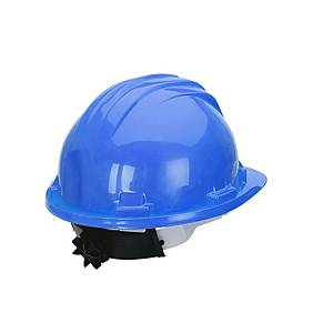CLIMAX 5RG SAFETY HELMET W/WHEEL BLUE