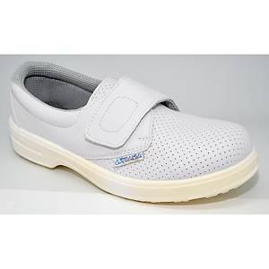 Sapatos de proteção Viana RTL032 - branco - tamanho 43