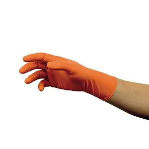 Gants jetables Ansell Microflex 93-856, nitrile, taille 6,5/7, 100 pièces
