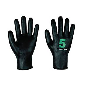 Paire Honeywell DeepTril 5 nitrile gants noir - taille 8 - paquet de 10 paires