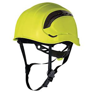Deltaplus Granitewind Safety Helmet Yellow