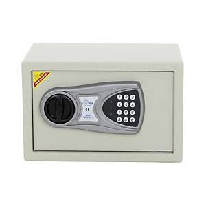 SURPLUS ตู้เซฟสำหรับใช้ในห้องพัก SUR-0 สีเทา