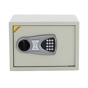SURPLUS ตู้เซฟสำหรับใช้ในห้องพัก SUR-1 สีเทา