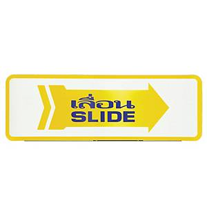 SIGN STICKER S805 RIGHT SLIDE 9.33CM X 28CM