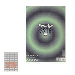 PK100 FORMTEC LS3216 MULTI-PURPOSE LAB 20X10MM