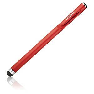 Stylus Pen Targus til alle skærme, rød