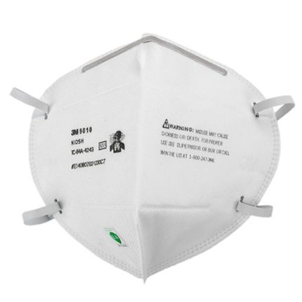 Respirator Particulate Box N95 10 Of 9010 3m