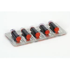 Univerzális színező henger Jolly árazógépbe, 5 darab/csomag