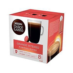 NESCAFÉ 雀巢 Dolce Gusto 升級特濃 咖啡膠囊 - 16粒裝