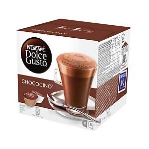 Nescafé® Dolce Gusto Chococino capsules, pak van 2 x 8 capsules