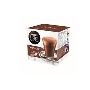 Caja de 16 cápsulas de café Dolce Gusto Chococino
