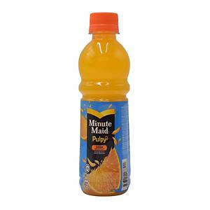 Minute Maid Pulpy Orange 300ml - Box of 12