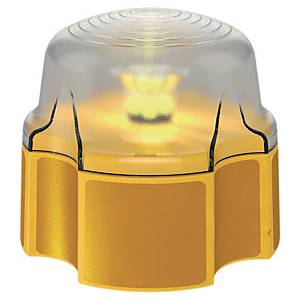 Lampa ostrzegawcza Skipper, żółta