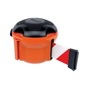 Skipper XS Unit Orange With Red & White Tape