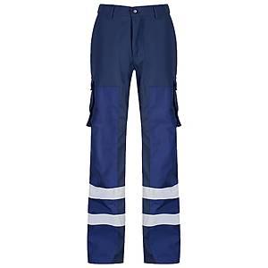 Alsico MT43 Ballistic Trouser Navy Size 32   Waist 33   Long Leg