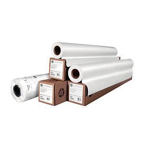 Papier traceur HP Q1405B, coated  mat, 90 g, l 914 mm x L 45,7 m
