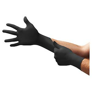 Gants jetables Ansell Microflex 93-852, nitrile, taille 8, 100 pièces