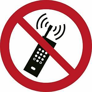 Signaux d'interdiction, téléphone portable interdit , ᴓ 200 mm