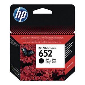 HP 652 F6V25AE I/JET CART BLK
