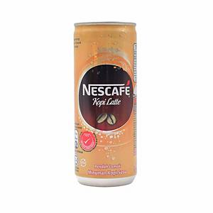 Nescafe Latte Can 240ml - Pack of 6