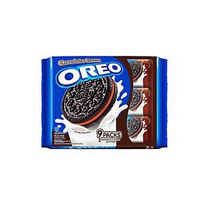 Oreo Chocolate Sandwich 28.5g - Pack of 9
