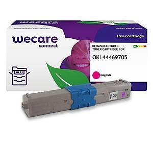 Toner Lyreco kompatibel mit OKI 44469705, Reichweite: 2.000 Seiten, magenta