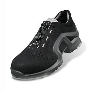 uvex x-tended support 8511.8 munkavédelmi cipő, S1 SRC, méret 43, fekete