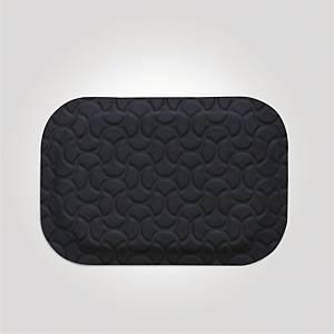 Ståmåtte StandUp AirMed, ergonomisk, 53 x 77 cm, sort
