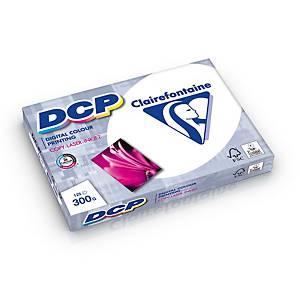 Papír DCP Clairefontaine, A3, 300 g/m², bílý, 125 listů/balení