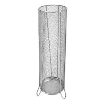 Drôtený stojan na dáždniky SaKOTA strieborný 305532f6acd