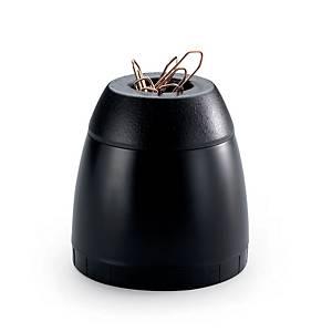 Zásobník na kancelářské spony Durable Trend černý