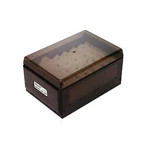 KW-TRIO 木紋名片盒 (400張)