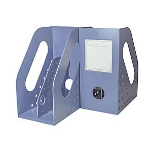 SYSMAX Book Rack Blue