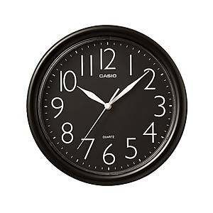 CASIO Wall Clock Black